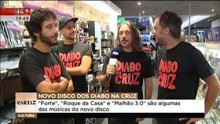 Diabo na Cruz na SIC Notícias (18/10/2018)
