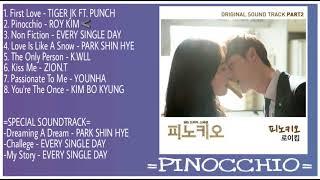 Pinocchio OST Album  =Full Album Ost Complete=