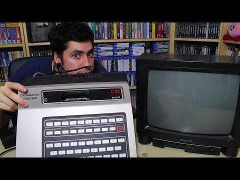 Cette console est plus vieille que moi