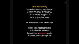 Moniuszko - Straszny Dwór [1] Akt 1 Chór rycerzy