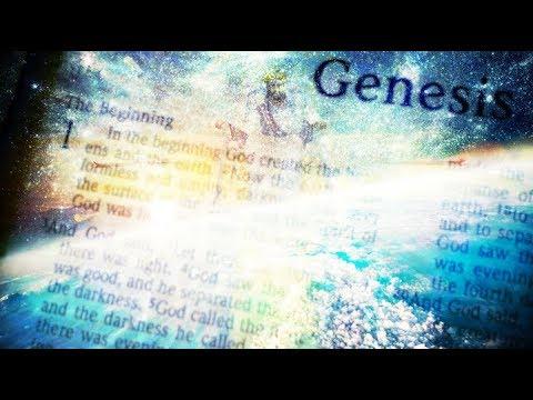 Genesis 1: And God Said