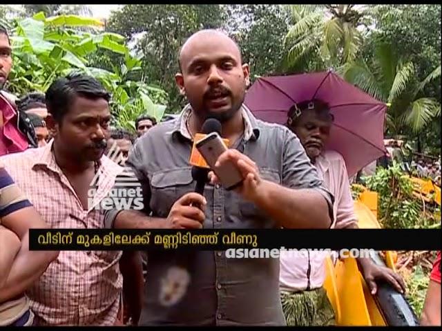 Kerala Rain : മലപ്പുറത്ത് വീടിന് മേൽ മണ്ണടിഞ്ഞ് 6 വയസ്സുകാരനെ കാണാതായി