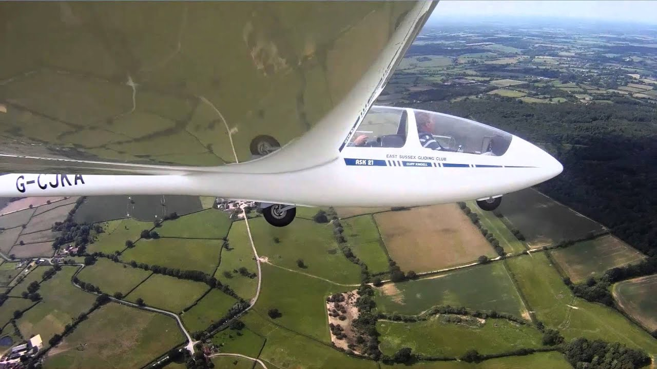 East Sussex Gliding Club   Home