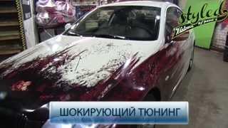 Винилография оклейка авто кровью (телеканал НТВ)(, 2014-03-19T17:12:40.000Z)