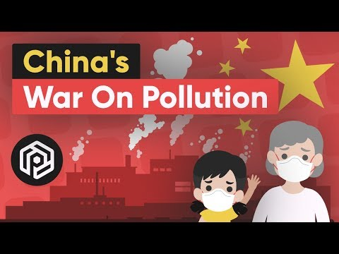 China's War on
