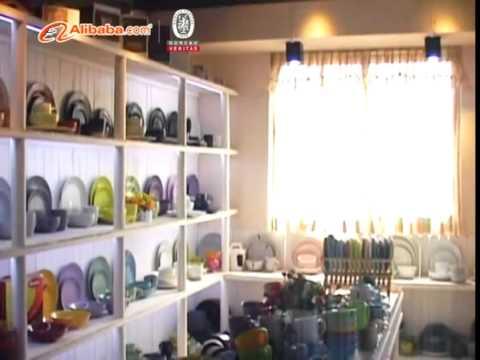 Changsha Happy Go Ceramic dinnerware mug bowl plate supplier Video 2015