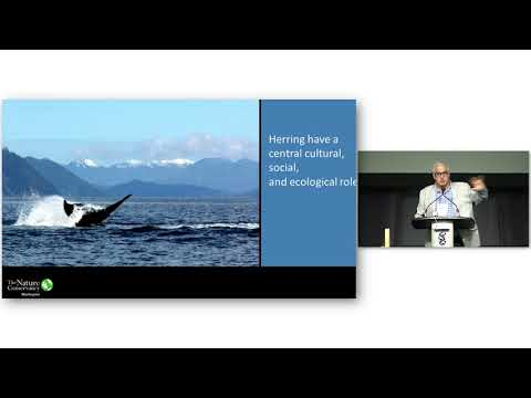 2018 ASLO Plenary: Phil Levin on Conservation and Ocean Tipping Points