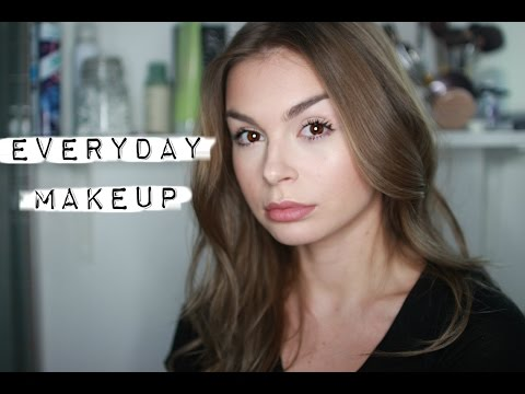 Everyday Winter Makeup '17 (+ NEW HAIR)