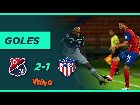 Medellín vs. Junior (2-1) | Copa BetPlay Dimayor 2020 - Cuartos de final