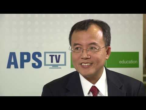 Interview with Fu-Jen Kao, President, Physical Society of the Republic of China