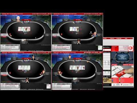 """lordkhain & Polix - Sessione di gioco live """"a due"""", nl10 e nl25 di People's Poker"""
