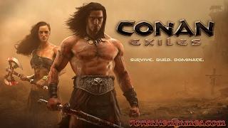 Conan Exiles Intro Movie