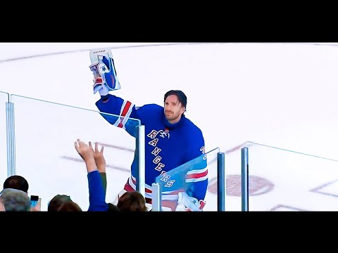 Henrik Lundqvist Farewell Video •