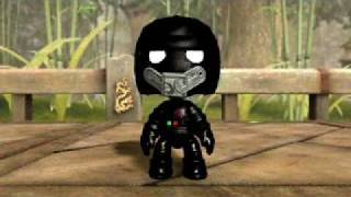 LittleBigPlanet custom costumes