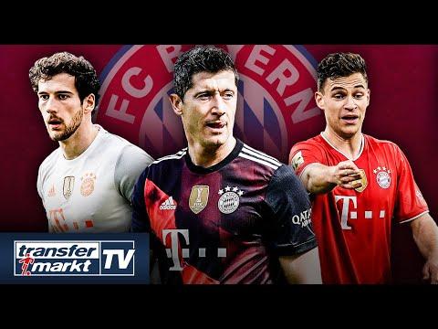 Download Bayern: Lewandowski soll Vertrag erfüllen – Keine Frist für Goretzka & Kimmich | TRANSFERMARKT