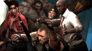 Left 4 Dead 2 Healthpackalypse! Versus Mode Blood Harvest