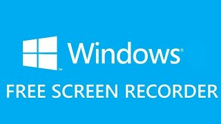 best screen recorder for windows pc xp/7/8/10
