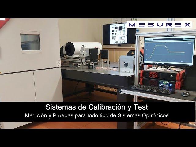 Sistemas de Calibración y Test