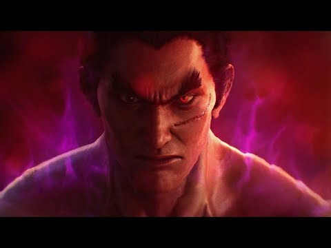 "TEKKEN 7 · ""The Mishima Saga"" Story CUTSCENES / CINEMATICS + ENDING 