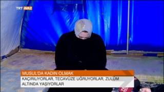 DEAŞ'ın Zulmünü Yaşayan Kadınlarla Konuştuk - Musul'da Kadın Olmak - TRT Avaz Haber