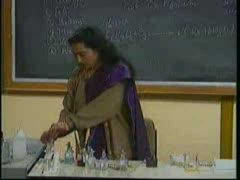 Teaching of Science (Biology-Nutrition)