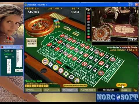 Automated casino bot