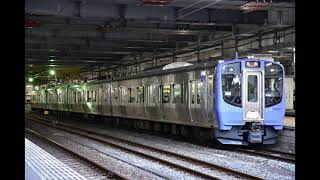 【鉄道走行音】JR東北本線・阿武隈急行線(一部不通)普通 AB900系(仙台→丸森)