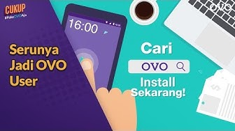 Cara Download, Register, dan Sign in OVO