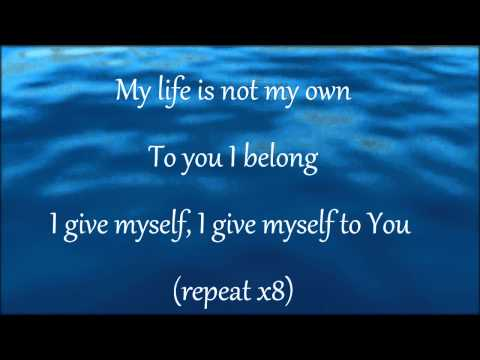 I give myself away and Here I am to worship w_ lyrics - William McDowell.mp4
