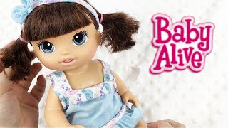Changing FIVE Baby Alive Dolls into NEW Toys R Us You & Me Outfits