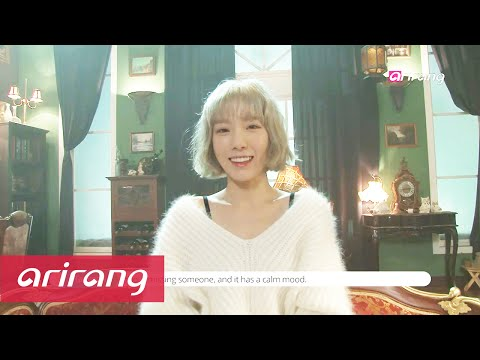 Pops in Seoul _ Taeyeon(태연) _ Rain(레인) _ MV Shooting Sketch