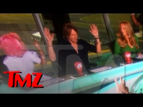 FULL VERSION: Nicki Minaj Cusses Out Mariah Carey On 'American Idol' - Fight Caught on Video | TMZ