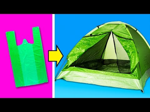 26 CAMPING HACKS YOU WILL DEFINITELY LIKE