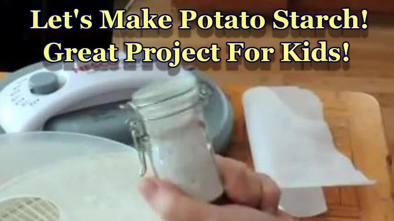 potato starch let s make some use as you would cornstarch youtube