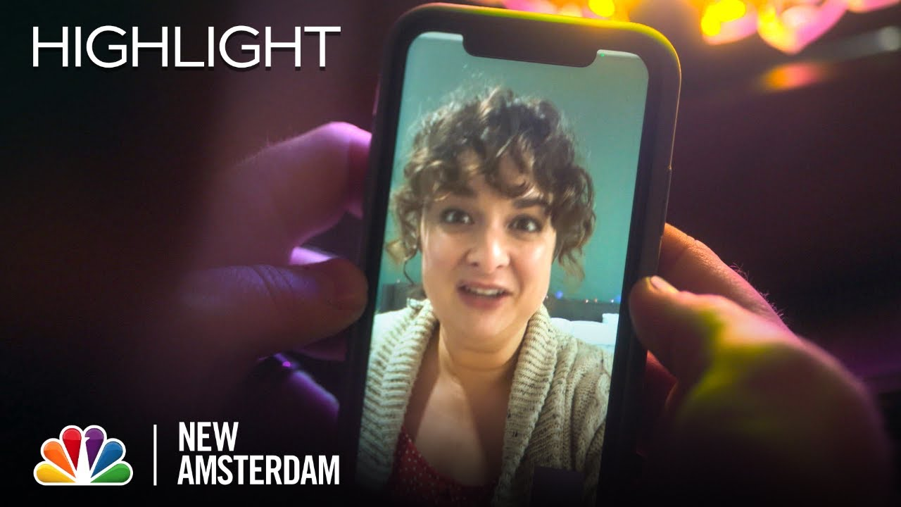 Ella Tells Frome Kapoor Isn't Coming Back - New Amsterdam