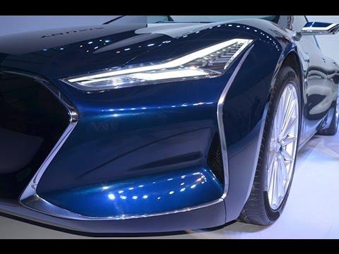 Youxia X Motors Electric Car introduced a rival of the future development of Tesla Motors
