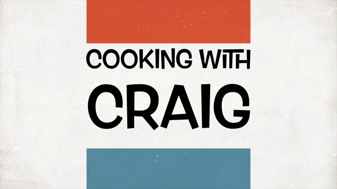 Cooking With Craig Homemade Parsty - YouTube