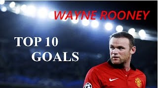 Video Rooney - Top 10 goals download MP3, 3GP, MP4, WEBM, AVI, FLV Agustus 2018