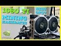 Nicehash setup and benchmarking- bitcoin mining