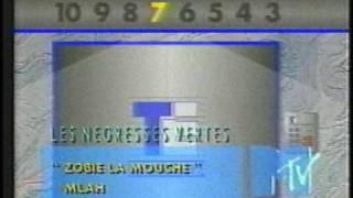 Marcel Vanthilt & Elisa Waut op MTV Europe 1988