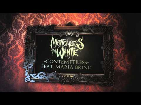Motionless In White - Contempress (feat. Maria Brink) (Album Stream)