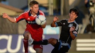 HIGHLIGHTS: San Jose Earthquakes vs. Chicago Fire