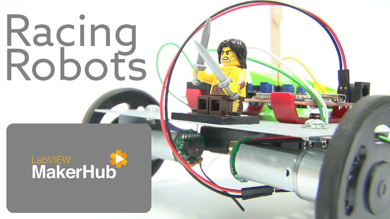 Our Top 5 Favorite LabVIEW Projects for Makers – Digilent