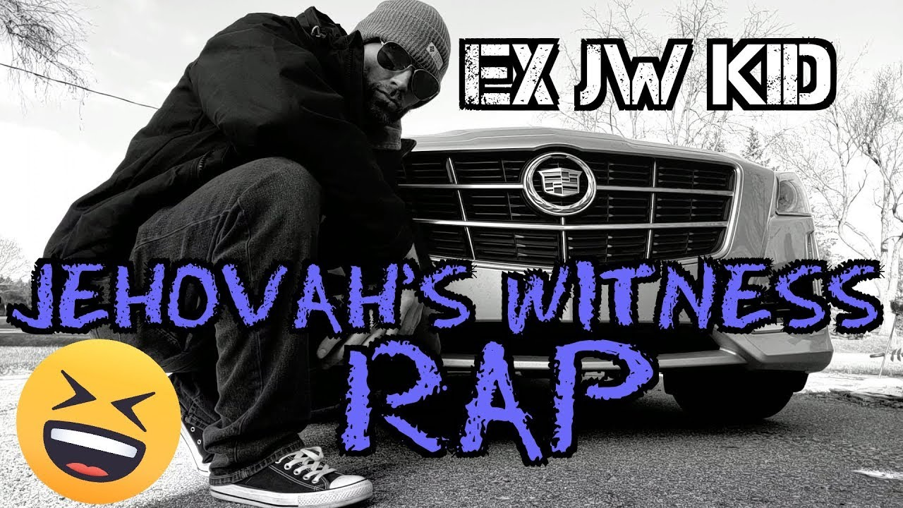 Must SEE! Ex Jehovah's Witness hilarious Rap Music Video!