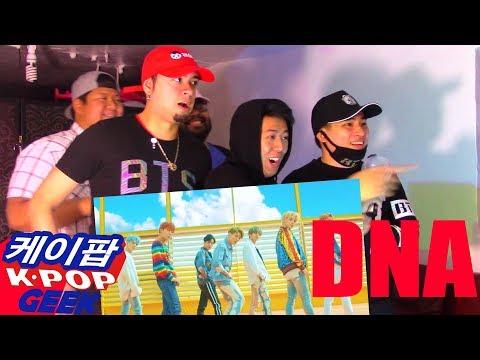 BTS (방탄소년단) 'DNA'  MV REACTION #FANBOYS