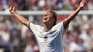 Soccer Star Brandi Chastain: Famous Goal & World Cup