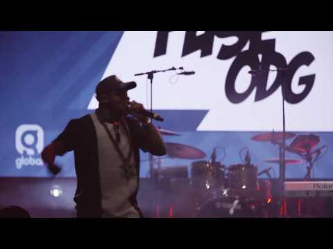 Fuse ODG Performing at Capital XTRA's Music Potential UNLEASHED