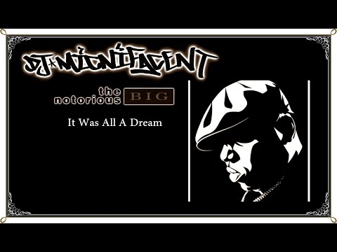 Notorious BIG Ft JayZ & Faith Evans  It Was All A Dream RemixMashUp