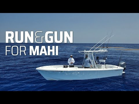 MAHI FISHING TIPS With Long Time Fishing Buddy