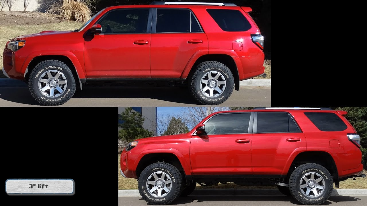 Toyota 4Runner Lifted >> DIY Lift Kit Installation Instructions - 5th Generation ...